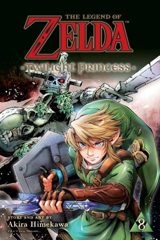 The Legend of Zelda: Twilight Princess Vol. 8