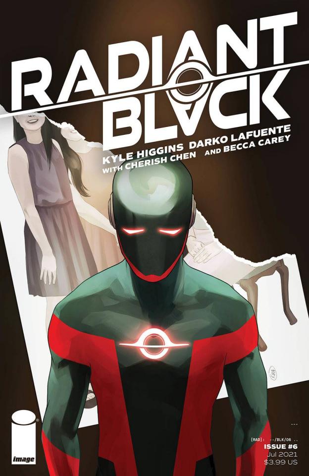 Radiant Black #6 (Okamoto Cover)