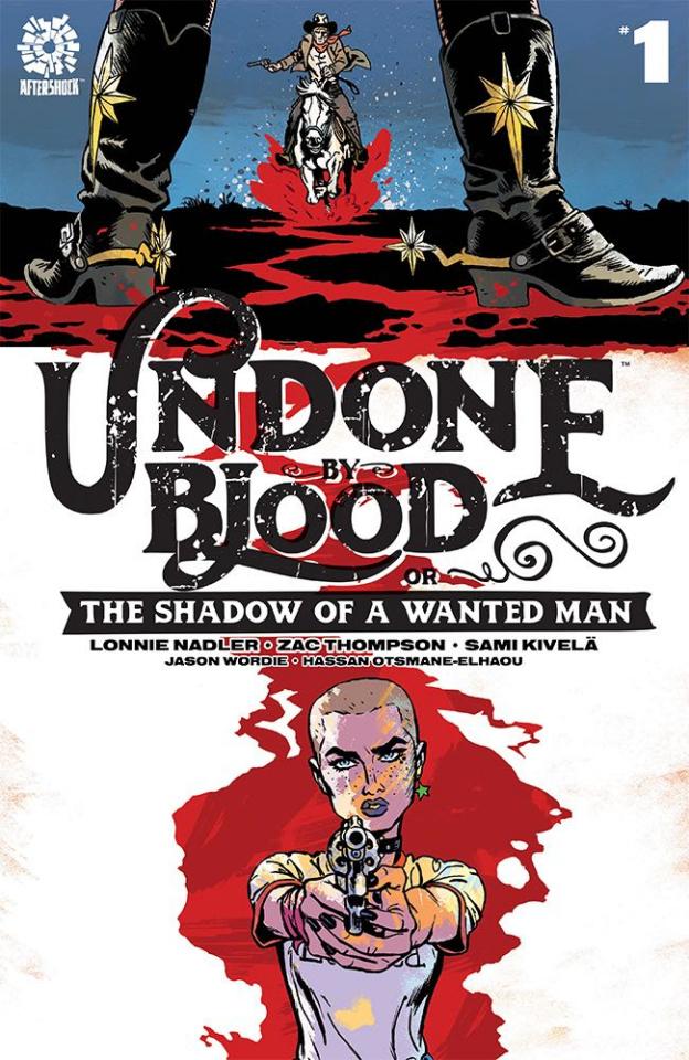 Undone By Blood #1 (Kivela Cover)