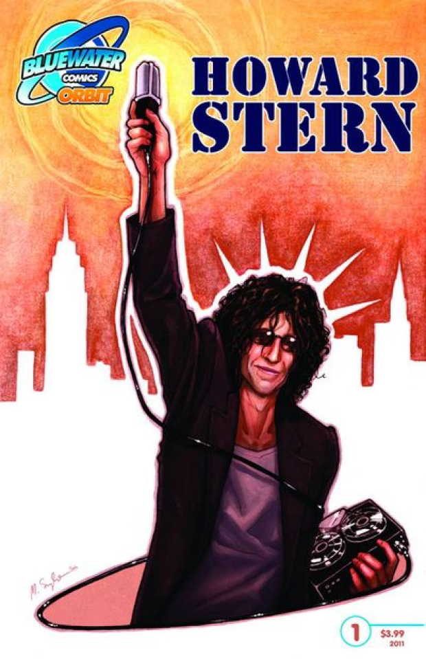 Orbit: Howard Stern