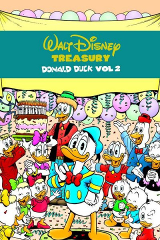 Walt Disney Treasury: Donald Duck Vol. 2