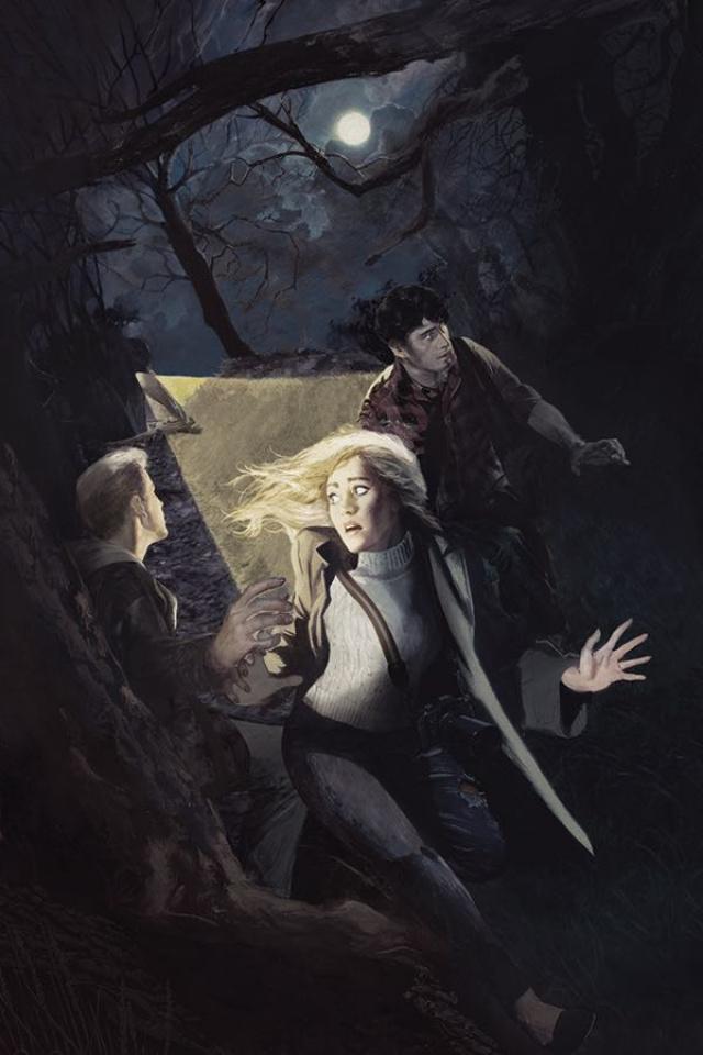 Nancy Drew and The Hardy Boys #4 (20 Copy Dalton Virgin Cover)