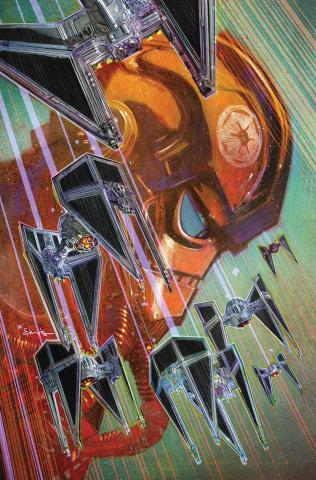 Star Wars: TIE Fighter #2