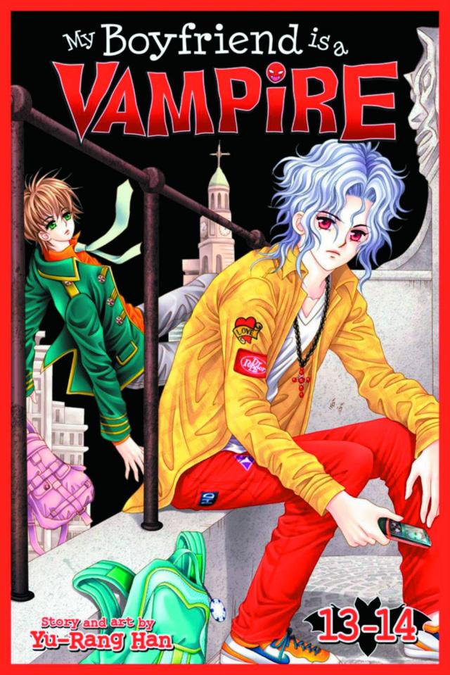 My Boyfriend is a Vampire Vol. 7