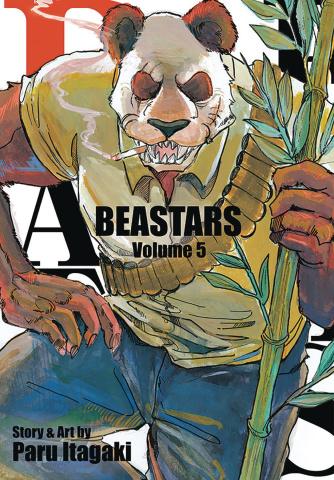 Beastars Vol. 5