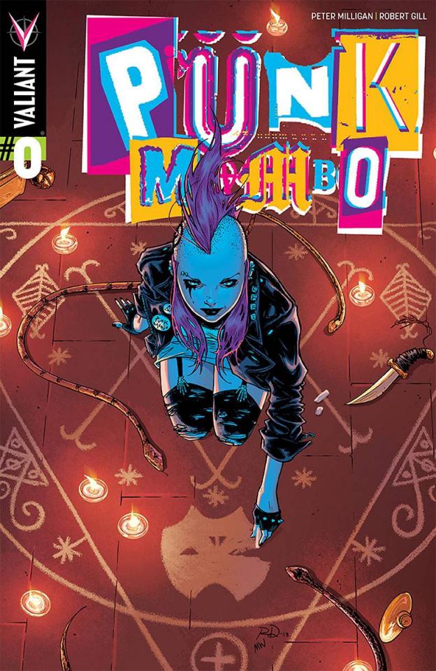 Punk Mambo #0 (Dauterman Cover)