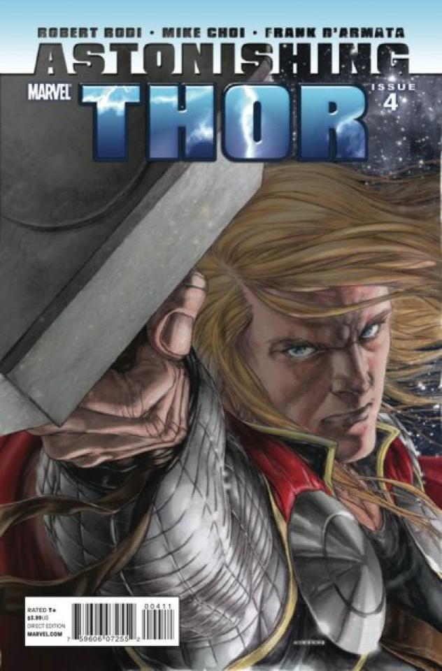 Astonishing Thor #4