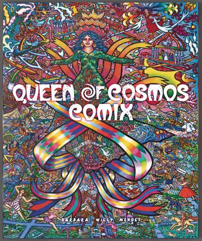 Queen of Cosmos Comix Vol. 1