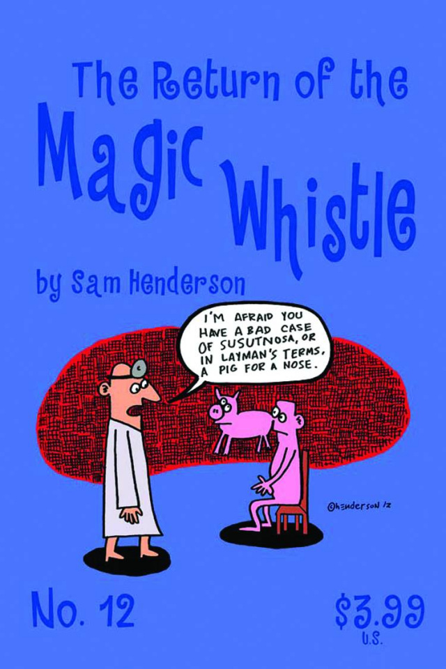 The Return of the Magic Whistle #12