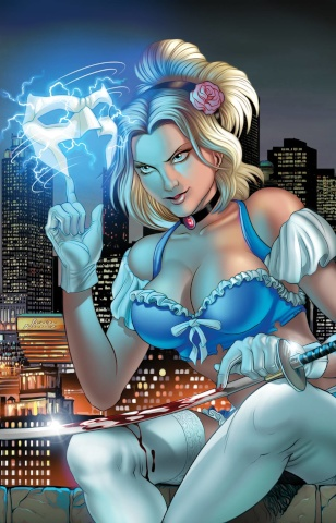 Grimm Fairy Tales Annual 2014 (Nunes Cover)