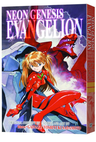 Neon Genesis Evangelion 3-In-1 Edition Vol. 3