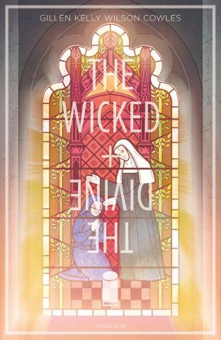 The Wicked + The Divine: 1373 (McKelvie & Wilson Cover)