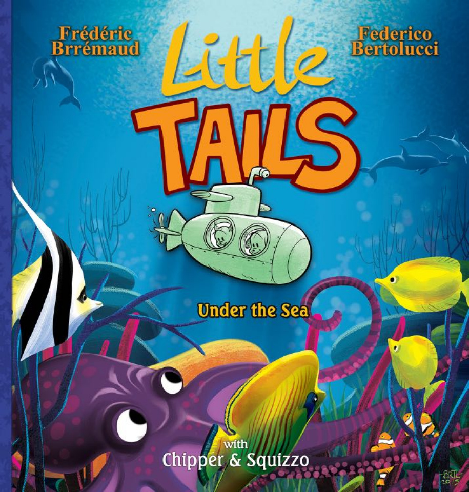 Little Tails Vol. 6: Under the Sea