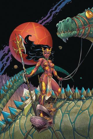Dejah Thoris #2 (Conner Virgin Cover)
