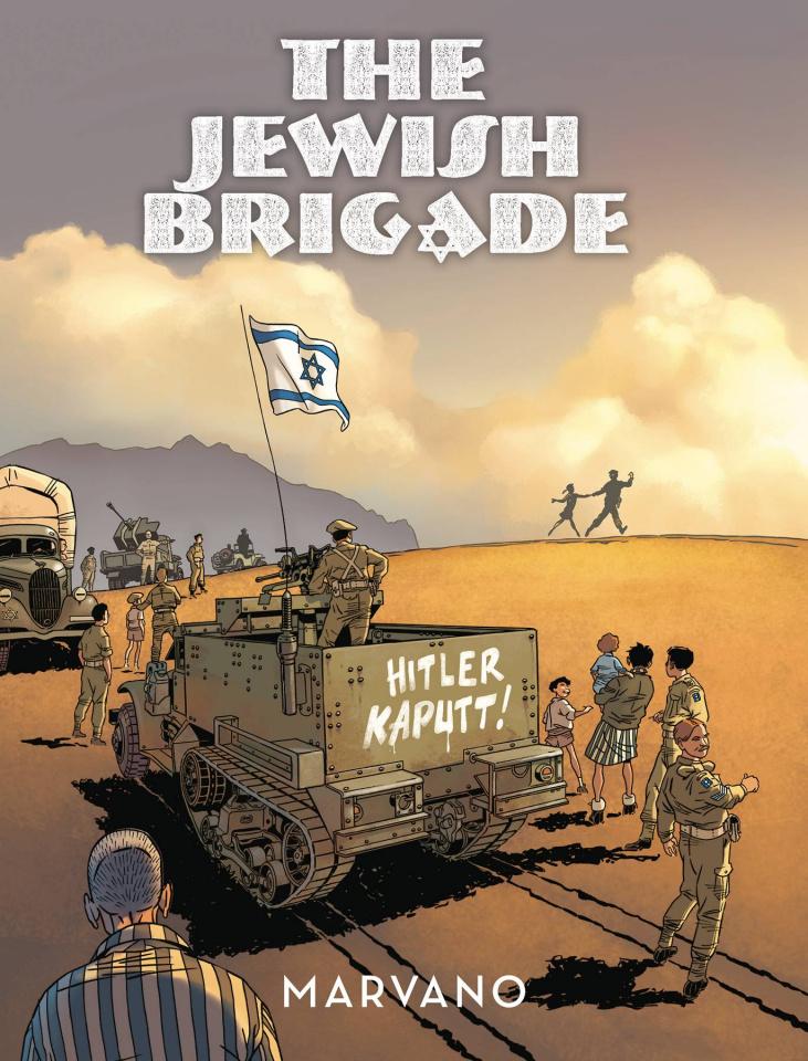 The Jewish Brigade