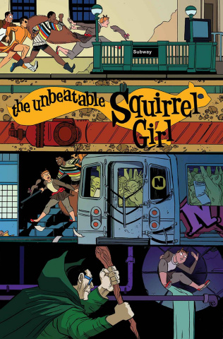 The Unbeatable Squirrel Girl #9