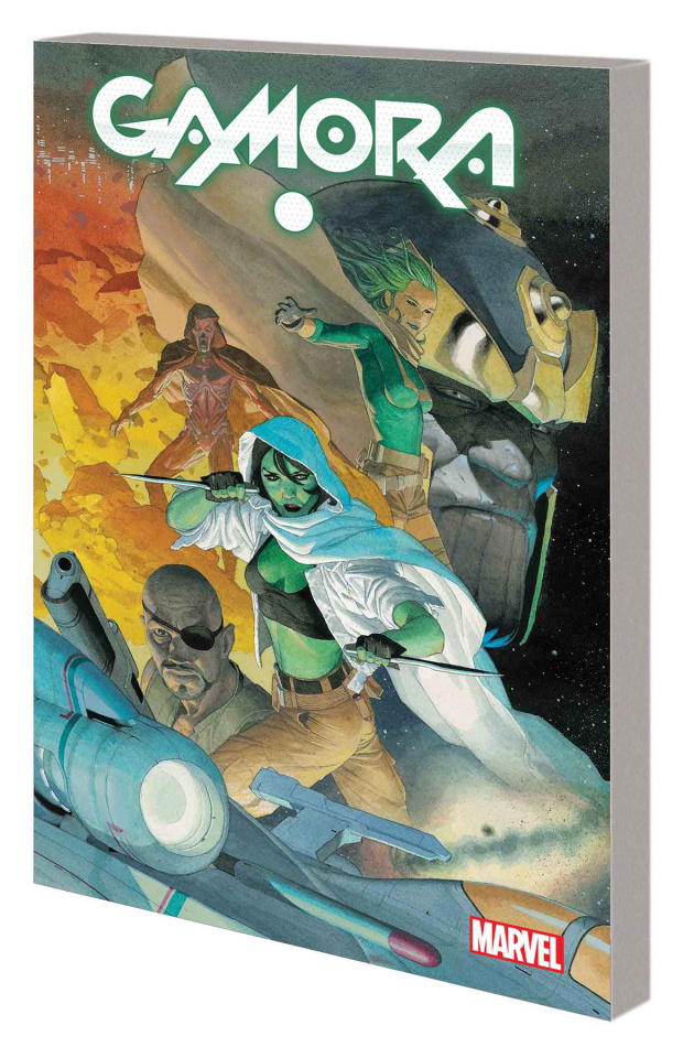 Gamora Vol. 1: Memento Mori