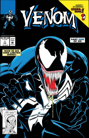 Venom: Lethal Protector #1 (True Believers)