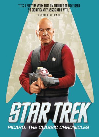 Star Trek: Picard - The Classic Chronicles