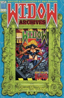 Widow Archives Vol. 4