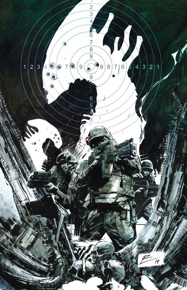 Aliens: Rescue #1 (De La Torre Cover)