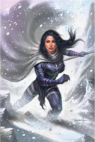 Dejah Thoris #9 (Parrillo Virgin Cover)