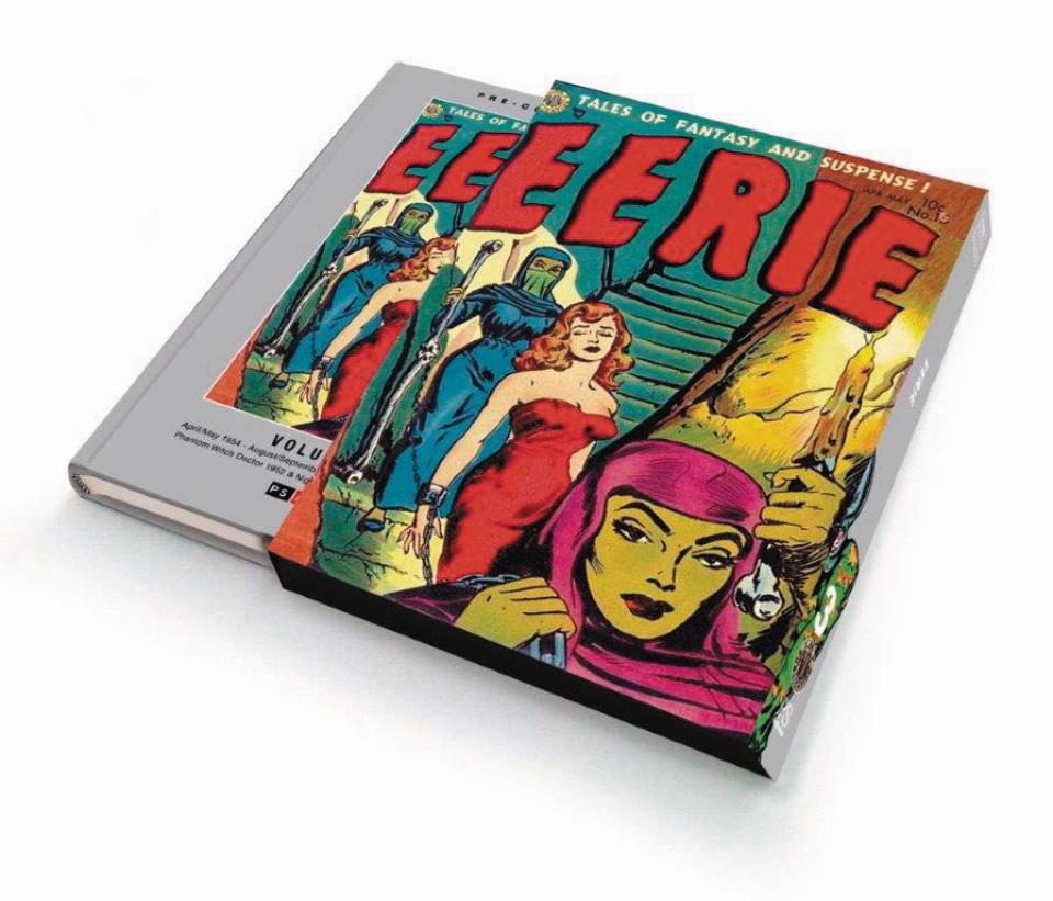 Eerie Vol. 3 (Slipcase Edition)