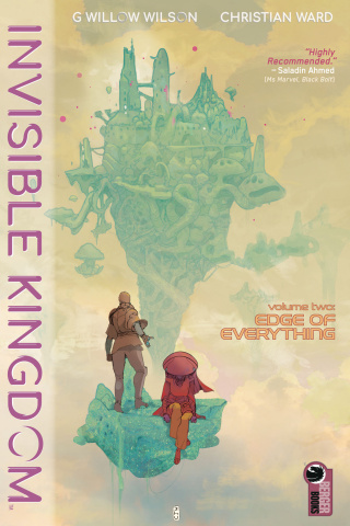 Invisible Kingdom Vol. 2: Edge of Everything
