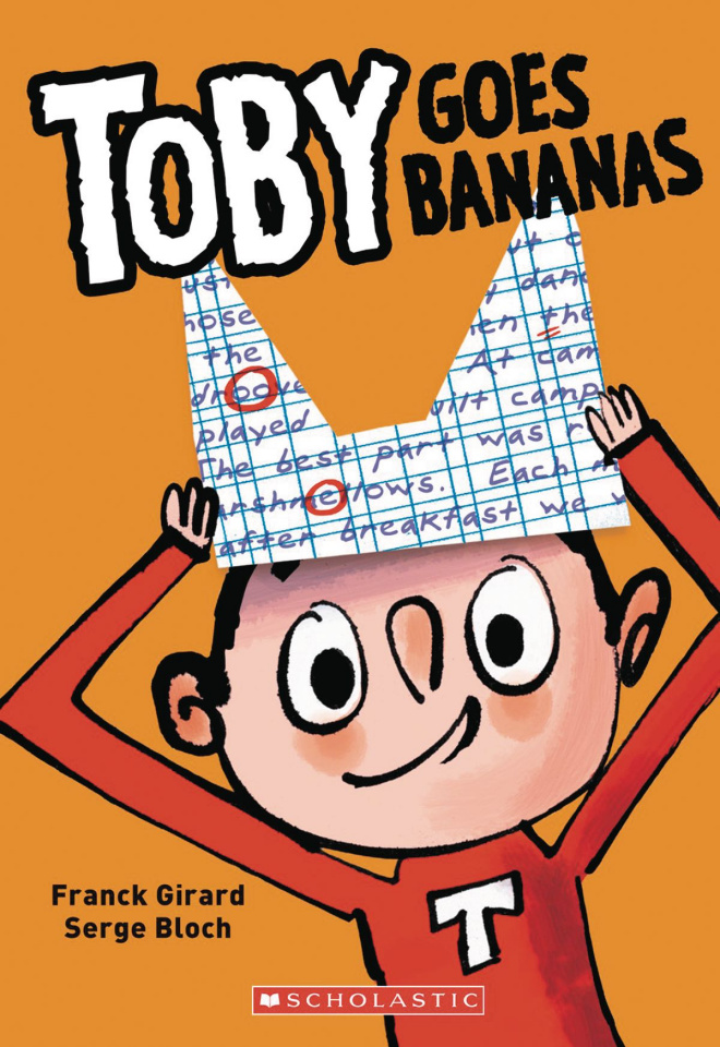 Toby Goes Bananas #1