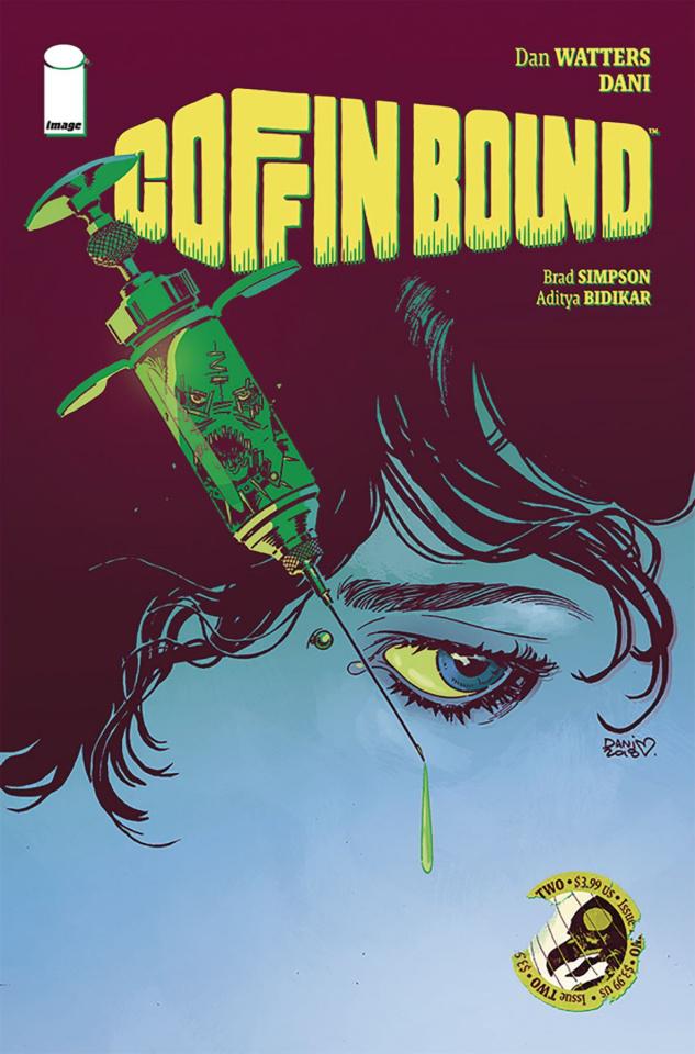 Coffin Bound #2
