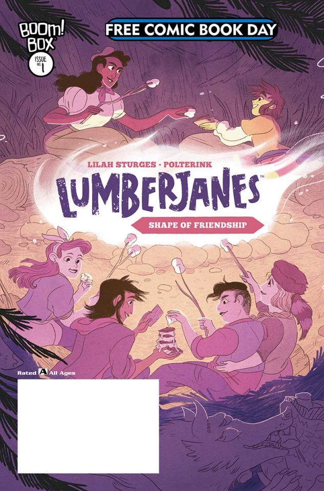 Lumberjanes: Shape Of Friendship FCBD 2019