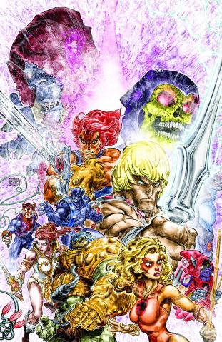 He-Man / Thundercats #2