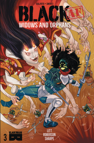 Black AF: Widows and Orphans #3