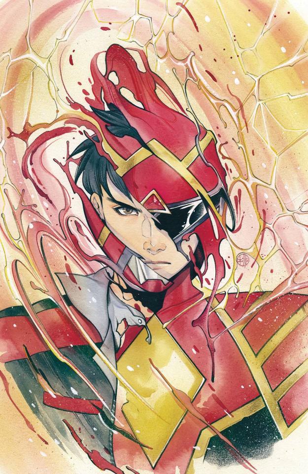 Power Rangers #1 (250 Copy Momoko Cover)