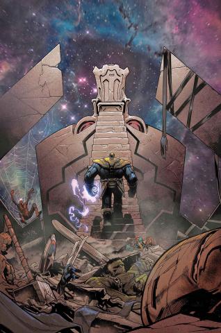 Thanos #13: Legacy