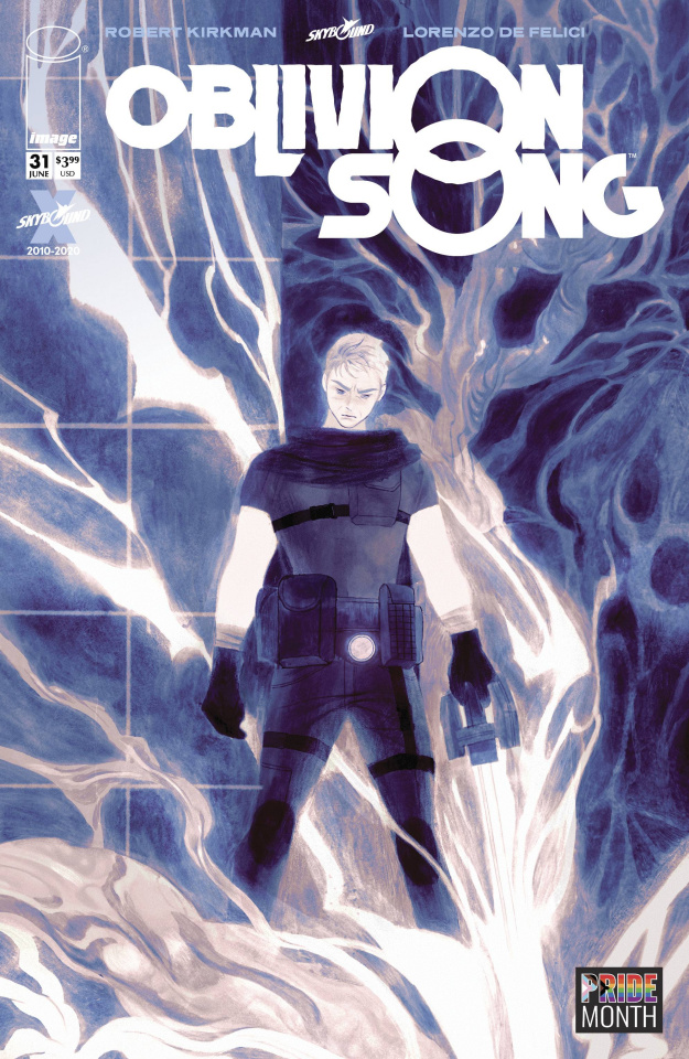 Oblivion Song #31 (Pride Month Cover)