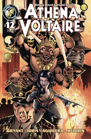 Athena Voltaire #12 (Breed Cover)