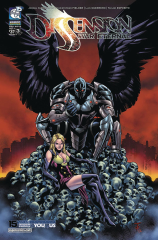 Dissension: War Eternal #3 (To Cover)
