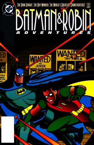 Batman & Robin Adventures Vol. 1