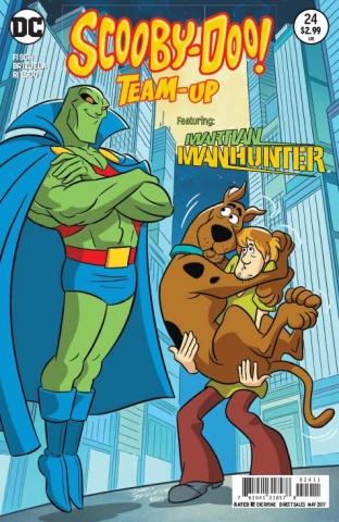 Scooby Doo Team-Up #24