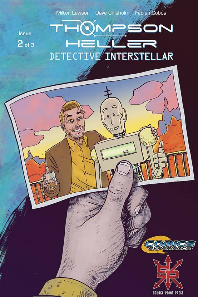 Thompson Heller, Detective Interstellar #2