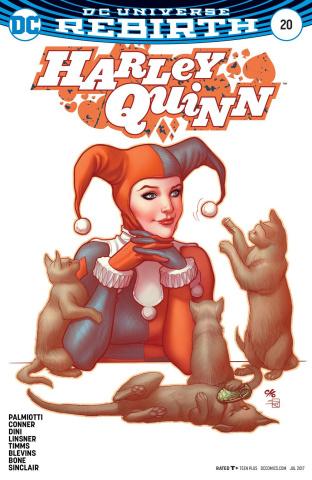 Harley Quinn #20 (Variant Cover)