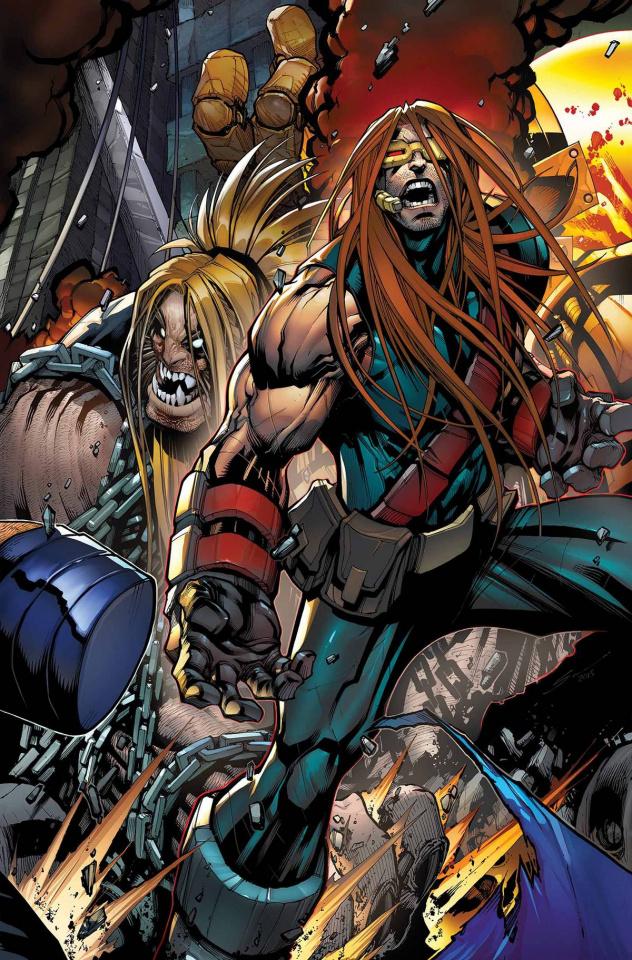 Age of Apocalypse #3