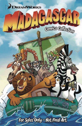 Madagascar: Escape Plans