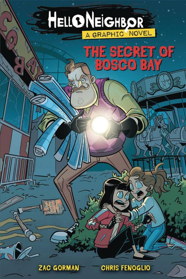 Hello Neighbor Vol. 1: The Secret of Bosco Bay