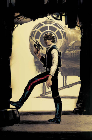 Star Wars: Han Solo #5