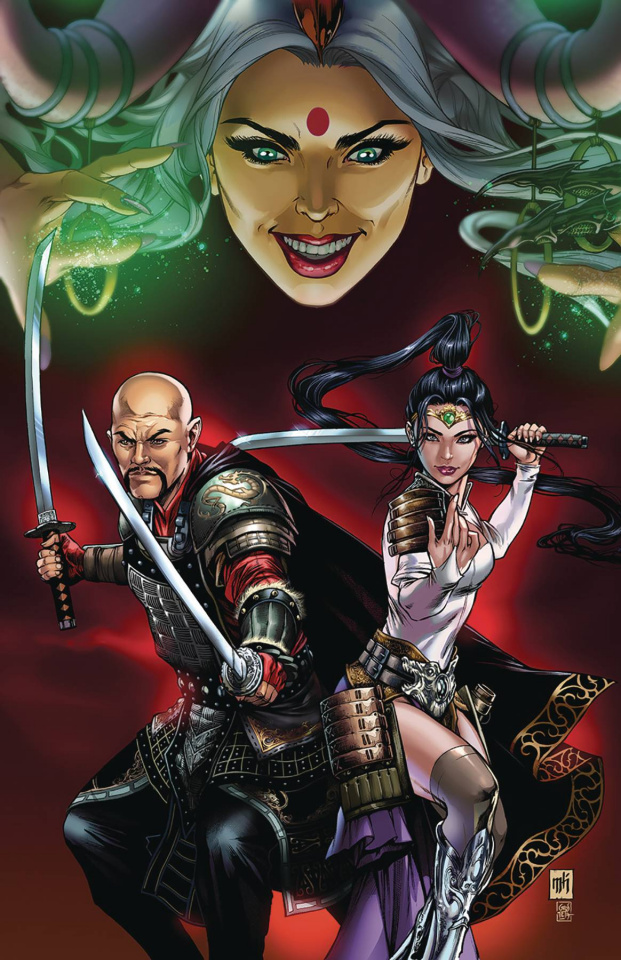 Shang #2 (Krome Cover)