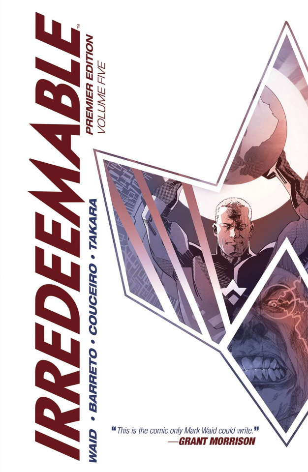 Irredeemable Vol. 5 (Premier Edition)