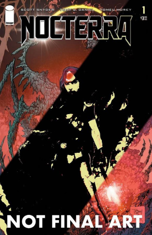 Nocterra #1 (Glow In The Dark Cover)