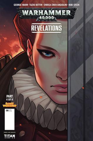 Warhammer 40,000: Revelations #4 (Niemczyk Cover)
